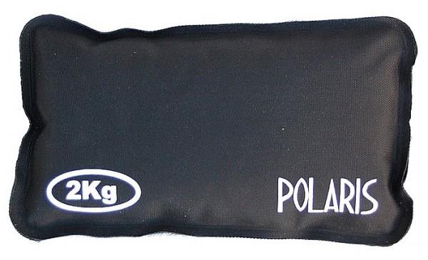 Polaris Softblei 2,0 kg in Nylonsack Taucher Blei Tauchblei