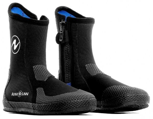 Aqua Lung Superzip Ergo 7 mm Neopren Tauchfüssling Taucher Füßling Schuhe tauchen neues Model