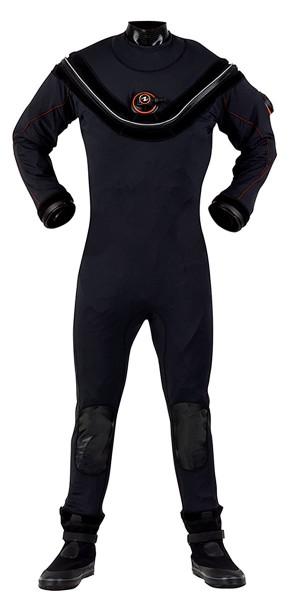 Aqualung Fusion Sport Trocken Taucher Anzug Trockentauchanzug neues Modell
