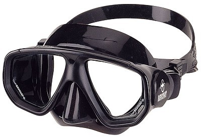Beuchat Strato Gummi Tauchmaske Taucher Maske Brille Taucherbrille