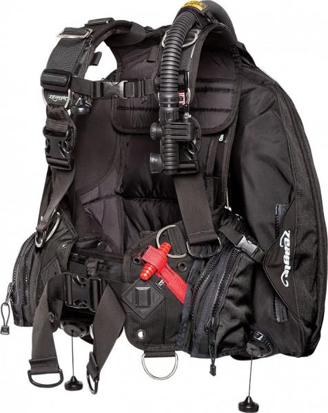 Zeagle Ranger LTD Tauchjacket Taucher Jacket Weste für Mono oder Doppelflaschen tauchen