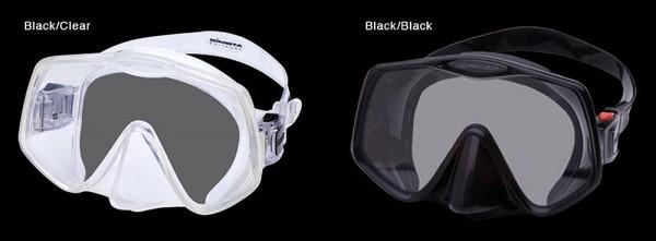 Atomic Aquatics Frameless 2 Tauchmaske Taucherbrille Taucher Maske Brille