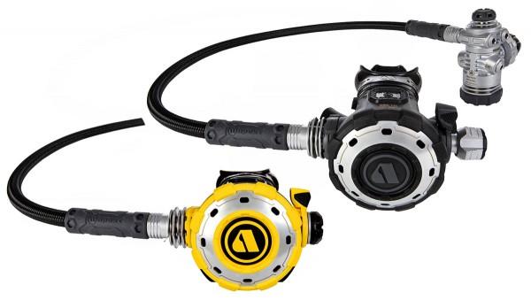 Apeks MTX-RC Set DIN inkl. Oktopus MTX-R Atemregler Kaltwasser Taucher Regler MTX RC