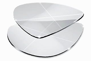 Mares Dioptrien Glas Maske X-VU optische Linsen Korrekturglas für Tauchmaske