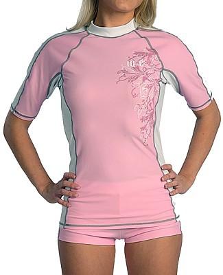 IQ Company UV Schutz T-Shirt Damen Frauen Raah Sonnenschutz rosa XS