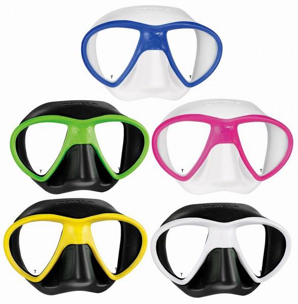 Mares X-Free Apnoe Freitaucher X Free Frei Taucher Maske Tauchmaske Taucher Brillen Freitauchmaske