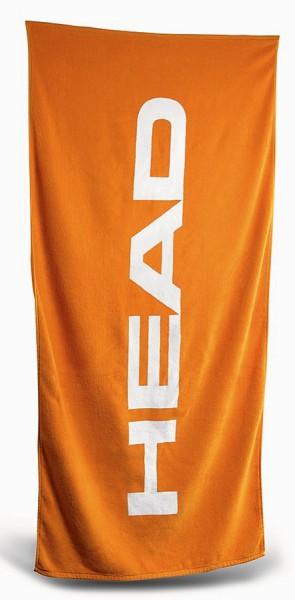 Head Cotton Logo Towel Badetuch Bade Handtuch Strand Bade Tuch