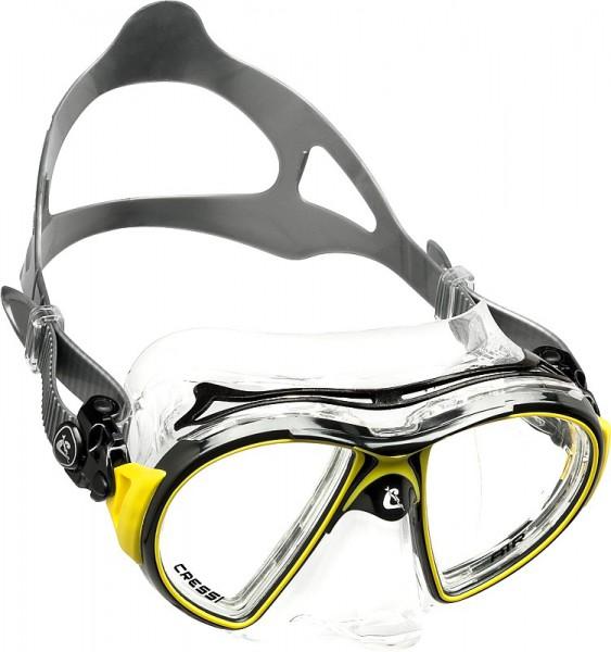 Cressi Air Christal Tauchmaske Taucher Maske Taucher Brille
