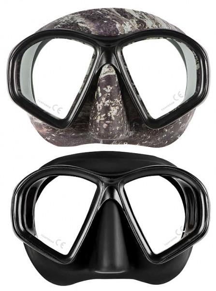 Mares Sealhouette Apnoe Freitaucher Taucher Maske Tauchmaske BrilleTaucher tauchen