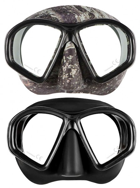 Mares Sealhouette Apnoe Freitaucher Taucher Maske Tauchmaske Brille