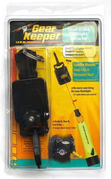 Gear Keeper kleinerer Retraktor Karabiner mit Schnapper
