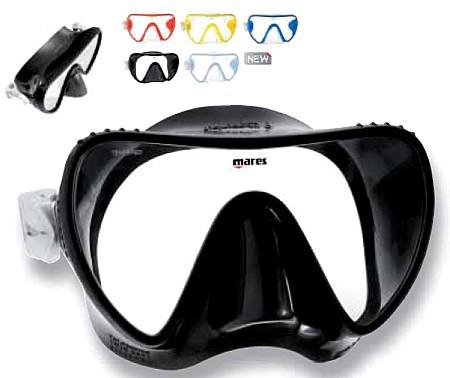 Mares Essence LiquidSkin Taucher Brille Tauuchmaske Taucher Maske