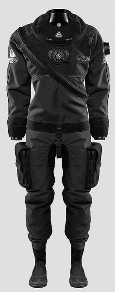 Waterproof D7X Nylotech Damen Trockentauchanzug Fronteinstieg Tauchen Trocken Taucher Anzug