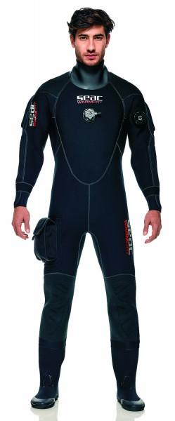 Seac Sub Warmdry Trockentauchanzug 4mm Neopren Trocken Tauchanzug Trocken Taucher Anzug tauchen