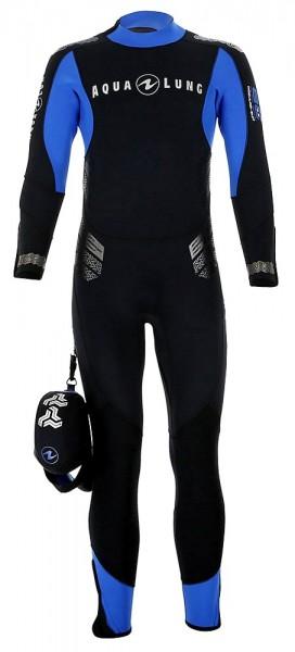 Aqualung Balance Comfort Neopren Tauchanzug 5,5 mm Herren Taucher Anzug neues Model