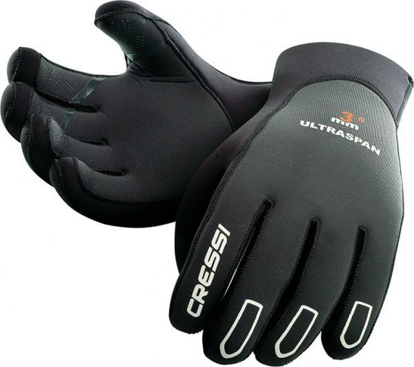 Cressi Tauchhandschuhe 3,5mm Ultraspan Taucher Handschuhe tauchen