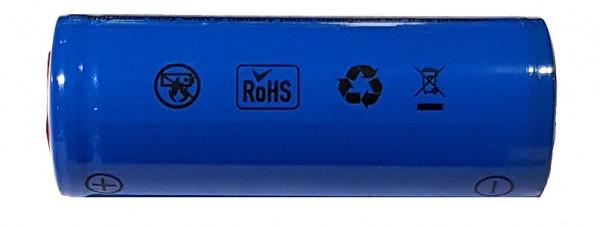 Mares Ersatz Akku Batterie Tauchlampe EOS 20RZ Li-ion 26650 3,7 Volt 5000mAH original Akku