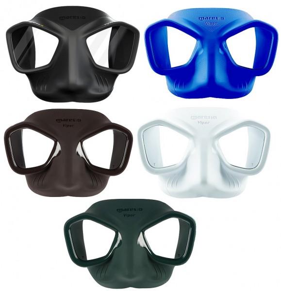 Mares Viper Apnoemaske Apnoe Taucher Maske Freitauchmaske Freitaucher Maske