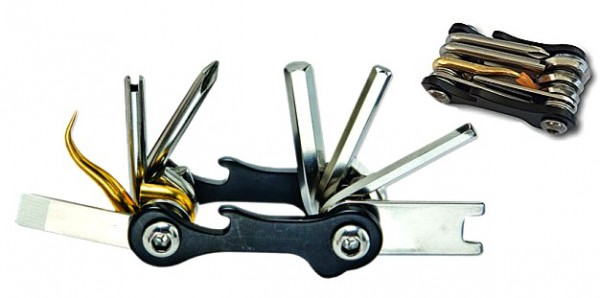 Polaris Taucher Werkzeug Tool
