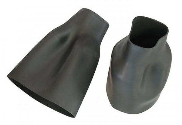 Polaris Latex Armmanschette Arm Manschetten schwarz Trockentauchanzug Trocken Tauchanzug tauchen