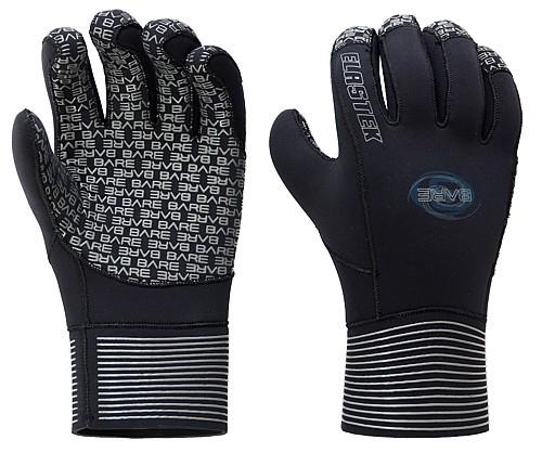 Bare 5mm Elastek 5 Finger Tauchhandschuh Neopren Taucher Handschuh Gr. M robust