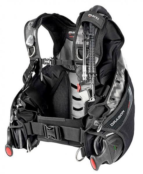 Mares Dragon SLS Tarierjacket Tauchjacket Taucher BCD Jacket tauchen