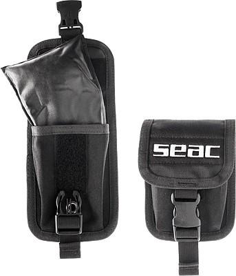 Seac Sub Trimm Blei Taschen Trimmbleitaschen Taucher Zusatz Bleitaschen bis 2 kg