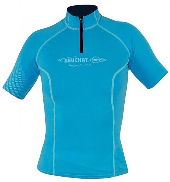 Beuchat Rash Guard Bionic Lycra UV Schutz 50 + Damen Sonneschutz T Shirt XS u. XXL
