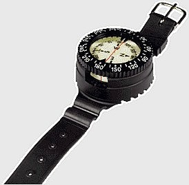 Mares Mission 1c Kompass Armmodell Tauchkompass Taucher