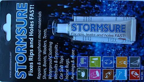 Stormsure Gummi und Neoprenkleber Neopren Kleber 15 Gramm