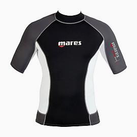Mares Thermo Guard 0.5 short sleeve Kurzarm Neopren UV Schutz Herren Gr. S tauchen schnorcheln schwi