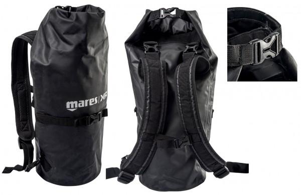 Mares Backpack DRY Trocken Tasche Trocken Rucksack Wasserdicht tauchen wandern