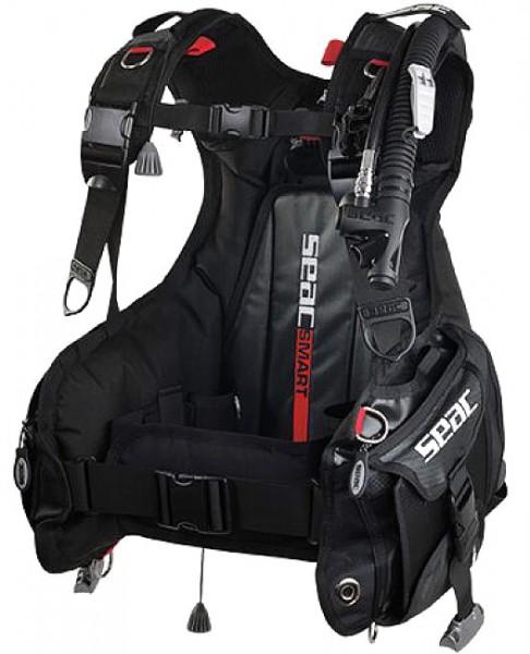 Seac Sub Smart Tarierjacket Tauchjacket Taucher Jacket Bleitaschensystem