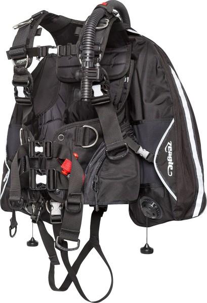 Zeagle Rescue 911 Tauchjacket Taucher Tarier Jacket Weste tauchen Doppel Flaschen integrierte Bleita