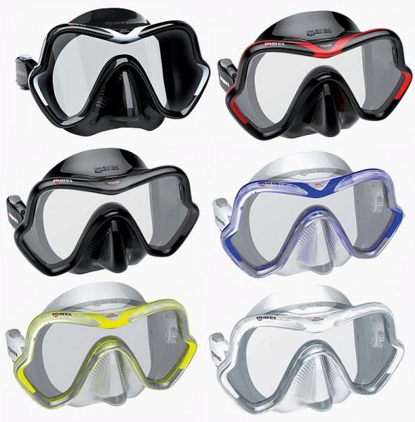 Mares One Vision Taucher Maske Tauchmaske Taucherbrille Tauchbrille