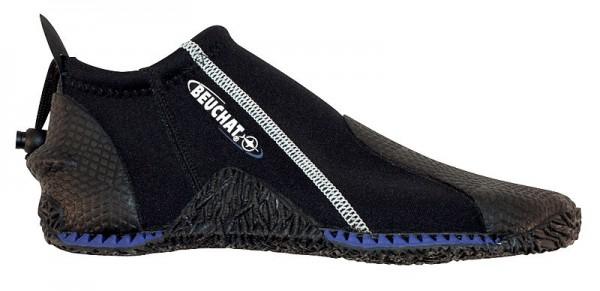 Beuchat Low Cut Boot Neopren Füsslinge 2mm kurzer Taucher Strand Schuh Füssling