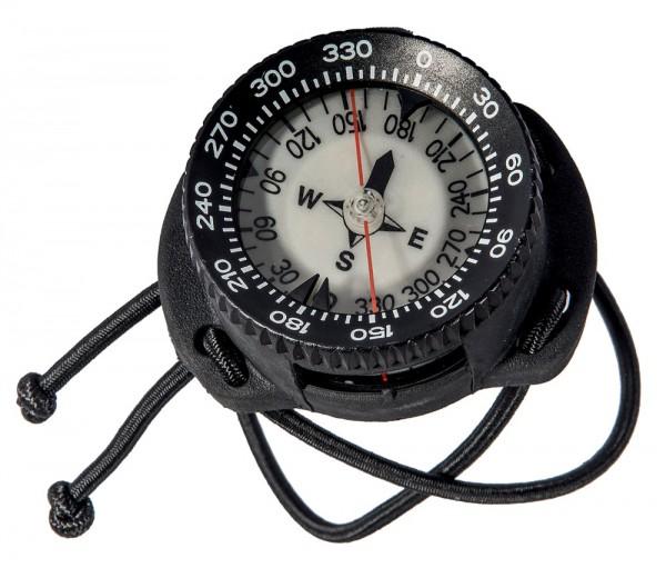 Mares Kompass XR mit extra langen Gummibändern Hand Kompass