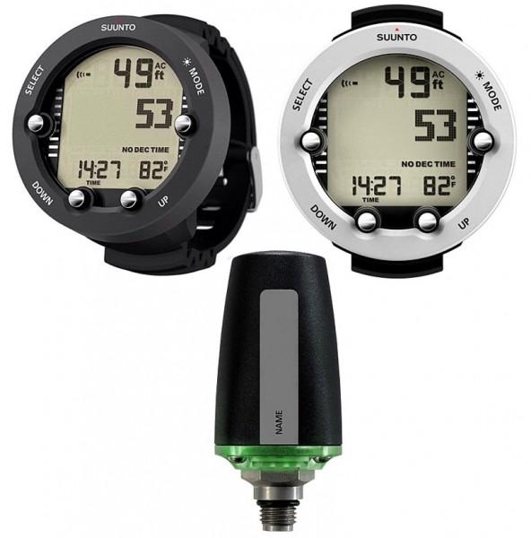 Suunto Viper Novo schwarz oder weiß mit USB und Sender Transmitter