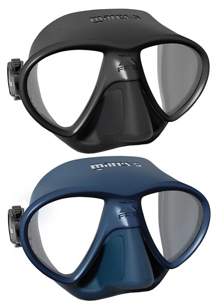 Mares X-Free Apnoe Maske Freitaucher X Free Tauchmaske Freitauchmaske Taucher tauchen super Passform