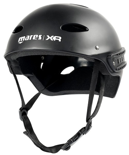 Mares Rigid Cap leichter Lampen Video Kamera Befestigung Helm Kappe