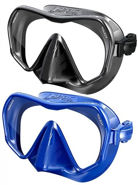 Seac Sub Touch Taucher Maske Brille Tauchmaske Tauchermaske Einglasmaske