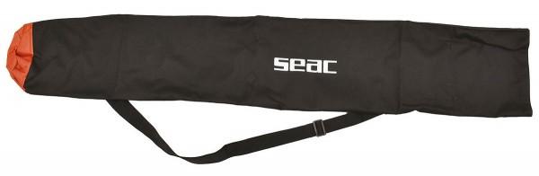 Seac Sub Tasche für Harpune mit Tragriemen und Verschluss Gun bag robuste Harpunentasche