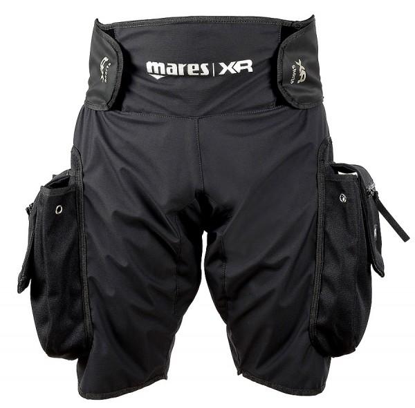 Mares XR TEK Short kurze robuste Hose mit Taschen Taucher