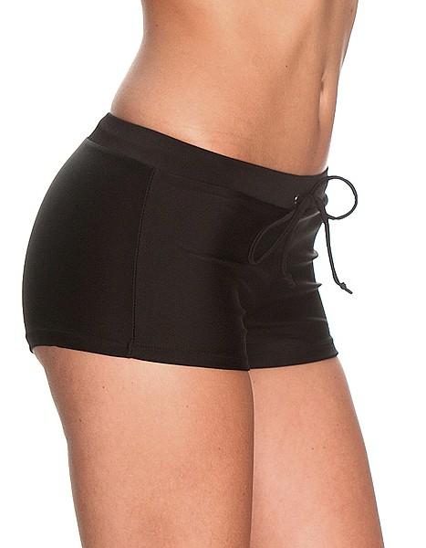 Hot Pants iQ-Company black schwarz UV Schutz 50+ Sonnenschutz Taucher tauchen segeln schnorcheln