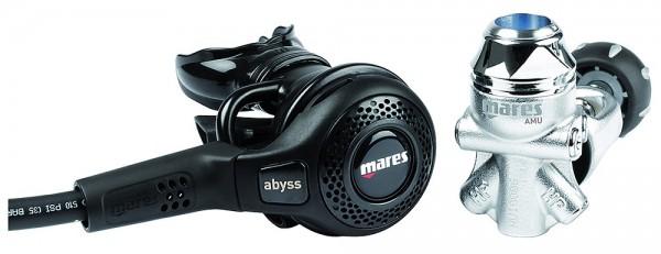 Mares Abyss 22 Navy II Atemregler Kaltwasser Taucher Regler