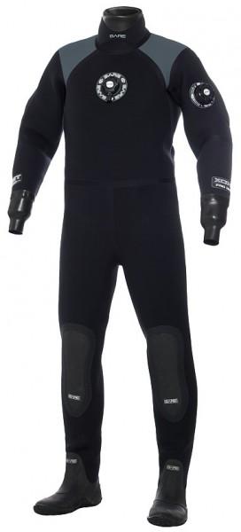 Bare Trockentauchanzug CD4 Pro Dry Men Trocken Tauchanzug Neopren komprimiert Trocken Taucher Anzug