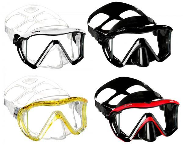 Mares I3 Taucher Maske Tauchmaske Taucherbrille Drei Glas Taucher Maske Brille tauchen neues Model