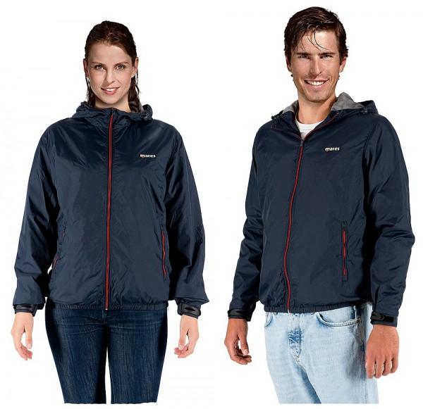 Mares Freizeit Jacke Jacket Winddicht Wasserdicht mit Kapuze