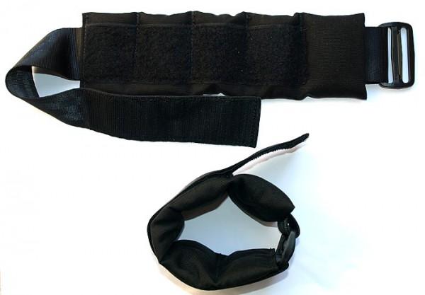 Aqualung Fussblei Bleigewicht 2 Stk. 1,0 kg Softblei Granulat Tauchen Taucher