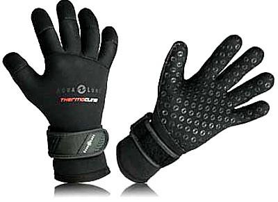 Aqua Lung Thermocline 5mm Neopren Tauchhandschuhe Taucher Handschuhe tauchen Aqualung